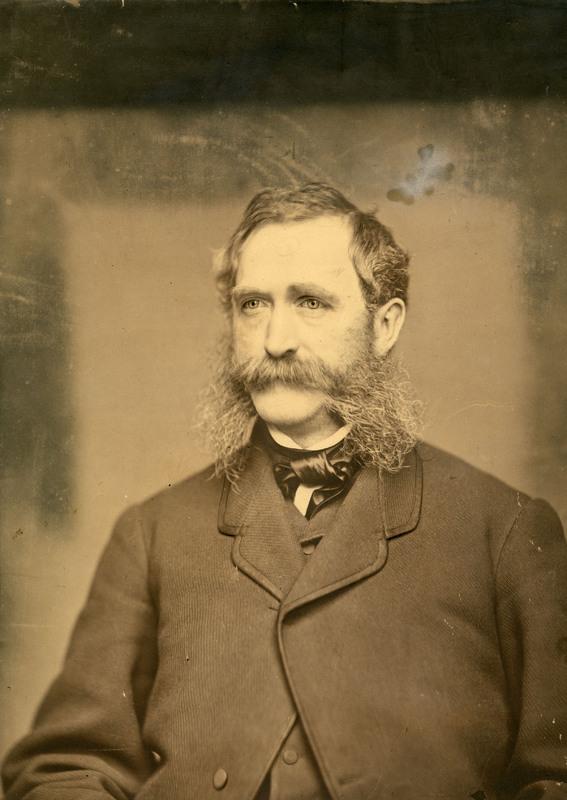 Photograph of W. T. G. Morton.