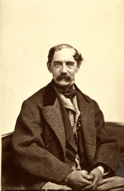 Dr. J. Mason Warren (1811-1867)