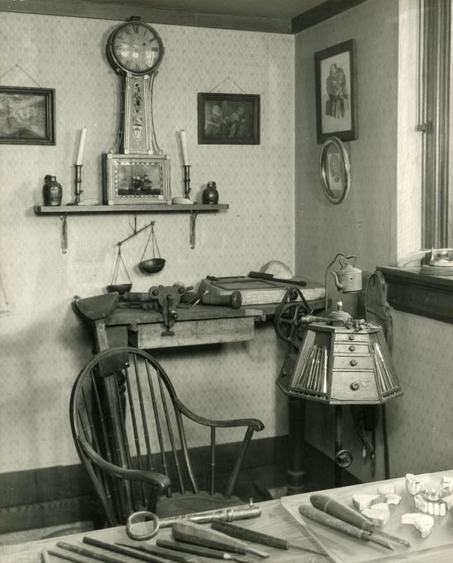 Antique Dental Office