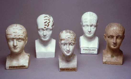 Assortment of Symbolical Heads