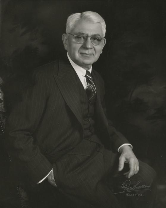 Varaztad H. Kazanjian