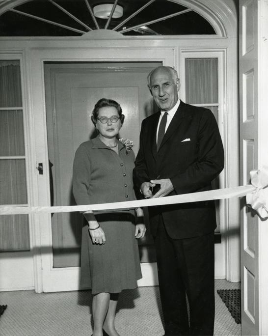 Alan Guttmacher at Cincinnati Planned Parenthood Open House