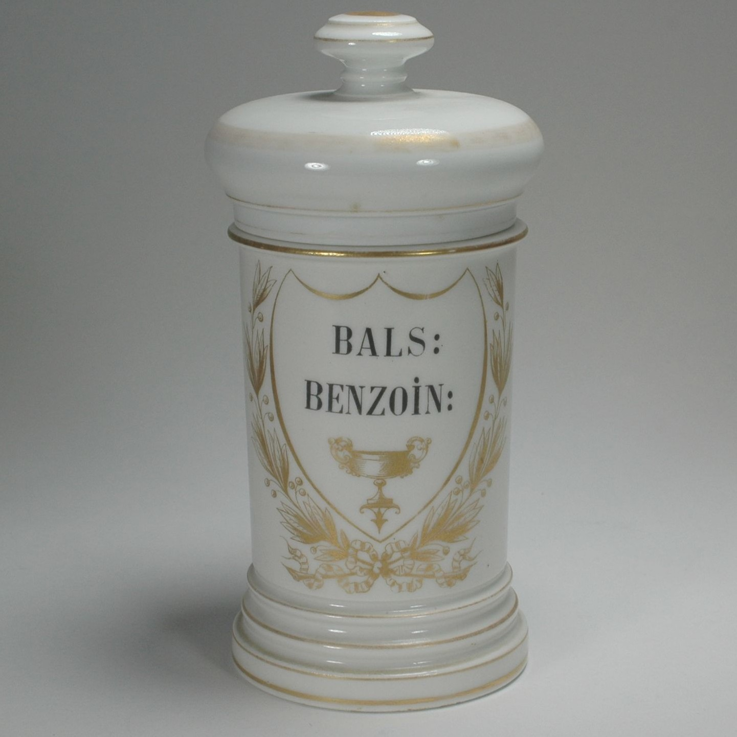 Balsam Styrax Benzoin · OnView: Digital Collections & Exhibits