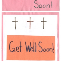 """""""Get Well Soon"""" from Emma"""