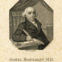 Samuel Hahnemann, M.D.