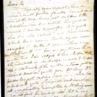 Letter from Benjamin Waterhouse to Lyman Spalding