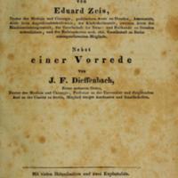 Handbuch der plastischen Chirurgie