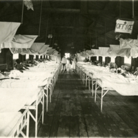 Photographs of Camp Hospital No. 41.