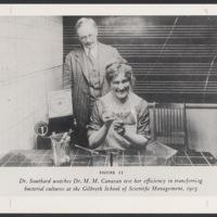 Myrtelle M. Canavan, M.D and Elmer Ernest Southard, M.D.