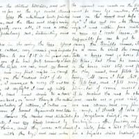 Autograph letter signed : Augusta, Me., to [Susan Douglass, Springfield, Mass.?]