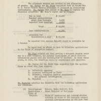 Meeting Minutes of the Committee on Human Reproduction &lt;br /&gt;<br /> of the National Research Council&lt;br /&gt;<br />