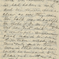 Letter from Annie Fields to Sarah Orne Jewett