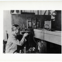 Lauriston Sale Taylor using a capacitance compensator in a laboratory