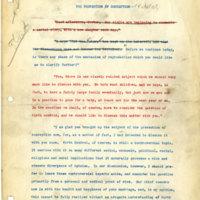 A Marriage Manual manuscript