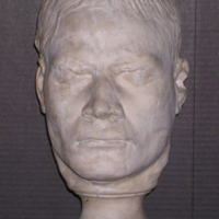 "Phrenology cast of head of ""Owhyhee Teapot"", 1813-1832"