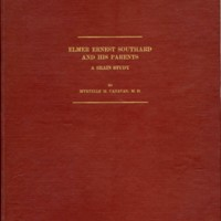 Elmer Ernest Southard and his parents: a brain study