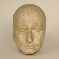 Phrenology cast of head of Johann Gaspar Spurzheim, 1803