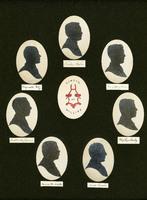 Circle of Willies, circa 1909.