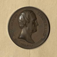 Commemorative medal of Friedrich Tiedemann