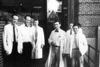 Thorndike Memorial Laboratory Staff