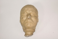 Phrenology cast of head of Captain Varal, 1831