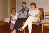Tele: Former students, now colleagues from Stockhom, Karls Krona 1984