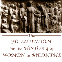 Foundation for the History of Women in Medicine Logo