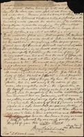 Letter from Benjamin Waterhouse to John Quincy Adams