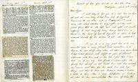 Scrapbook on the death of Robert Ware