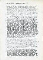Letter : Littleton, N.H., to Alan R. Moritz, Boston, Mass., <br /> August 21, 1945 . Page 01-03.<br />