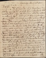 Letter from Benjamin Waterhouse to John Adams