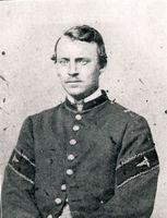 """""""Charles B. Johnson, age 21, Hospital Steward, 130th Illinois Infantry Volunteers."""""""