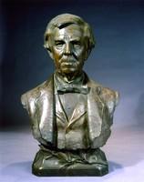 Bust of Oliver Wendell Holmes