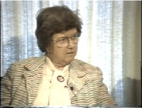 Oral history interview with Mary Ellen Avery (video and transcript)