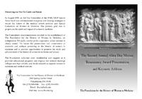 2001BarlowTheFoundationforWomeninMedicineInvitation8-2-01.pdf