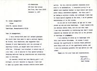 Letter from Lani Graham to Leona Baumgartner, M.D.