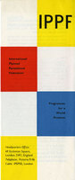 International Planned Parenthood Federation Pamphlet