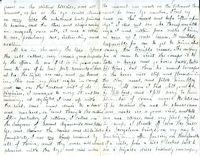 Autograph letter signed : Augusta, Me., to [Susan Douglass, Springfield, Mass.?]