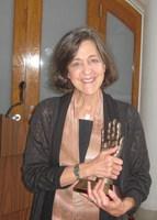 Rita Charon with the Alma Dea Morani Award