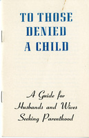 To Those Denied a Child