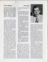 """Fuller Albright, 1900-1969,"" Harvard Medical Alumni Bulletin"