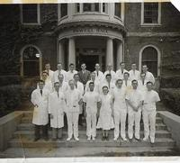 May.Harold_and_fellow_interns_and_medical_senior_staff,_University_of_Minnesota_Hospital,_1951[1].jpg