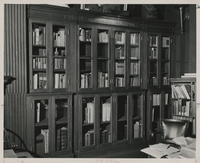 The Solomon M. Hyams Collection in Holmes Hall, the old Boston Medical Library, 8 The Fenway, Boston