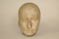 Phrenology cast of head of Johann Gaspar Spurzheim, 1803